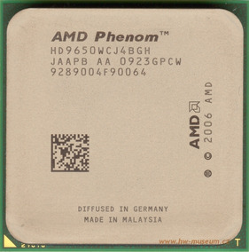 Amd Phenom X4 + Cooler