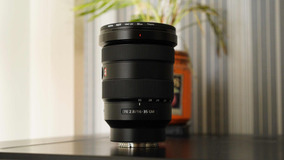 Lente Sony Fe 16-35 2.8 Gm - Com Filtro, Parasol E Caixa.
