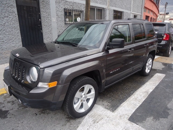 Jeep Patriot Latitude 2.4 Aut 2014