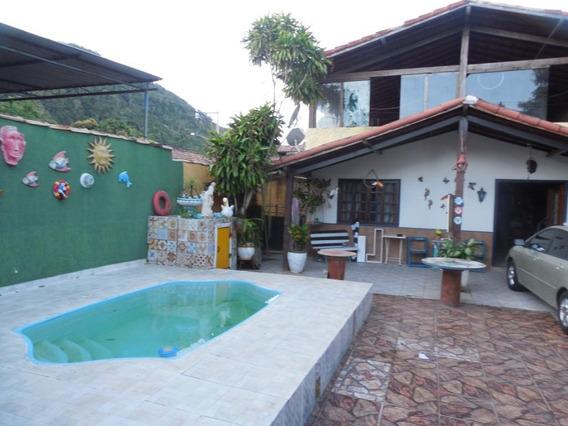 Casa Em Piratininga, Niterói/rj De 130m² 2 Quartos À Venda Por R$ 480.000,00 - Ca293422