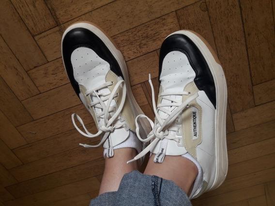 Zapatillas De Mujer Uma Talle 40