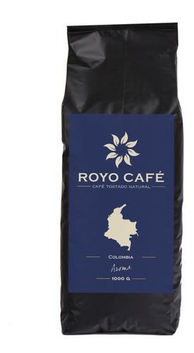 Café Colombia En Grano