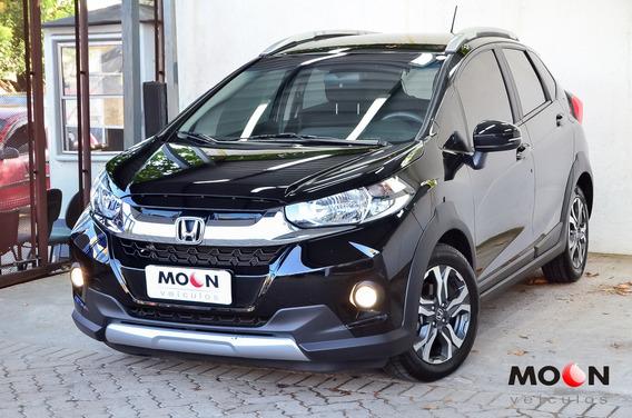 Honda Wr-v 1.5 Cvt Automático Preto 2018 Revisões Garantia