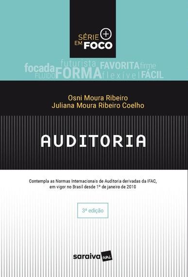 Auditoria - Série Foco - 3ª Ed. 2018