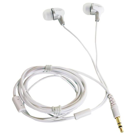 Fone De Ouvido Cd 168 Yoga In-ear 10 Hz - 20 Khz 14 Ohms