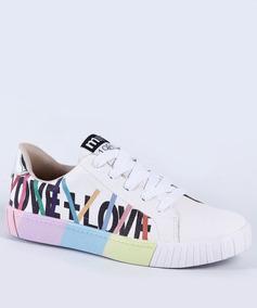 Tênis Moleca Love