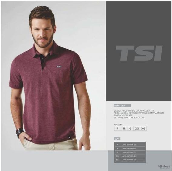 Camisa Polo Tsi Masculino Tam. Gg Apr057005gk