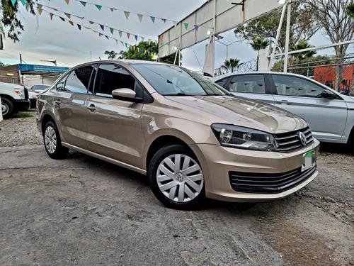 Imagen 1 de 13 de Volkswagen Vento Starline Automático Modelo 2018