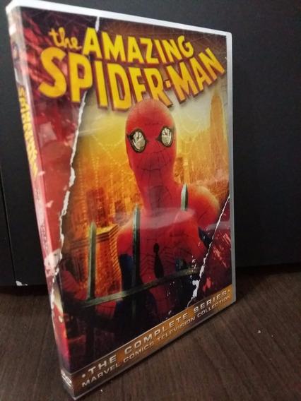 Homem Aranha - Série Tv Anos 70 - Completo E Dublado