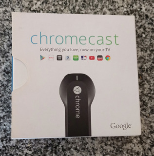 Cromecast 1ra Generación - Convierte Tu Tv En Smart Tv