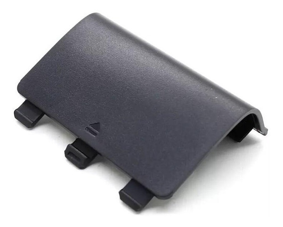 01 Tampa/compartimento/pilha (preta) Para Controle Xbox One