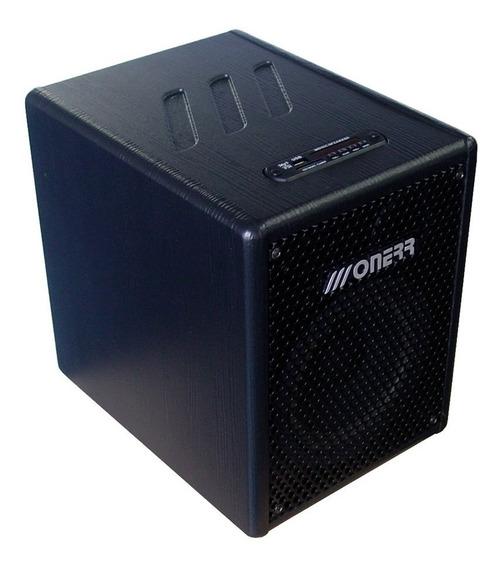 Caixa Acústica Onerr Ativa Multiuso Bt 20 Bluetooth Player