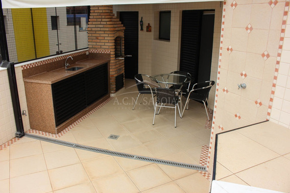 Cobertura Duplex Na Praia Grande Em Ubatuba - Ap00086 - 32512200