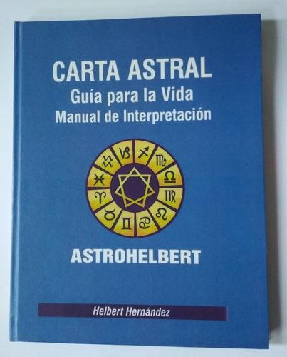 Libro Carta Astral: Manual De Interpretación.