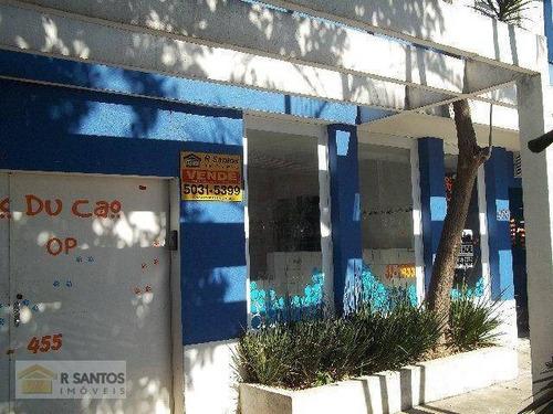 Sobrado À Venda, 270 M² Por R$ 630.000,00 - Jardim Aeroporto - São Paulo/sp - So1008