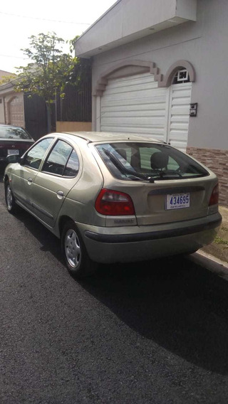 Renault Megane Meganne 2002