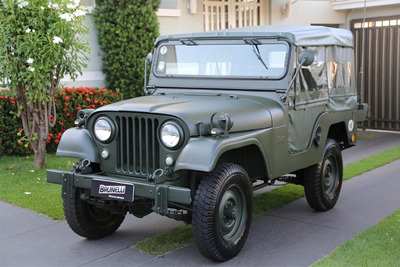 Jeep Willys Cj5 1964