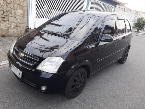 Gm Chevrolet Meriva Maxx 1.4 Flex Doc Ok Carro Completo