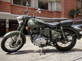 Royal Enfield Classic 350 Army Green