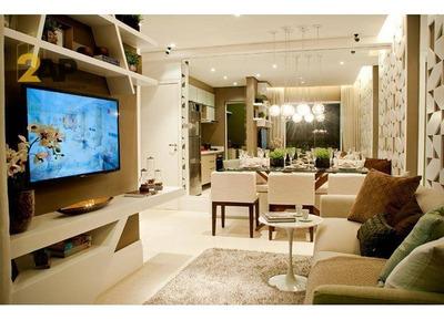 Apartamento Com 2 Dormitórios À Venda, 60 M² Por R$ 428.958 - Jaguaribe - Osasco/sp - Ap1230