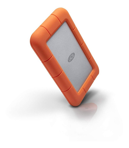Disco Duro De 2tb Externo Lacie Rugged Mini Thundbolt  Usb-c