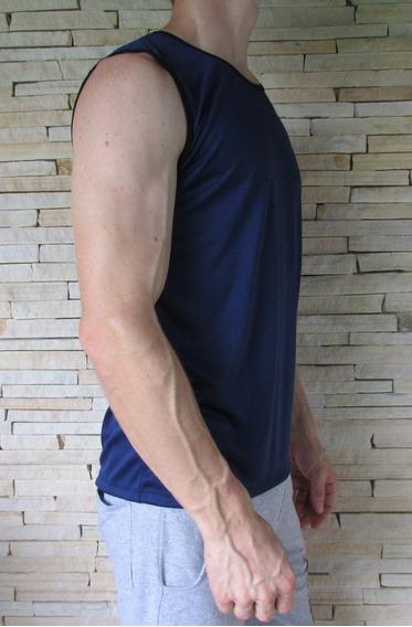 Regata Dry Fit Machão Básica Malha Fria