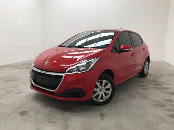 Peugeot 208 Active 1.2 12v Flex Manual - Zero Entrada