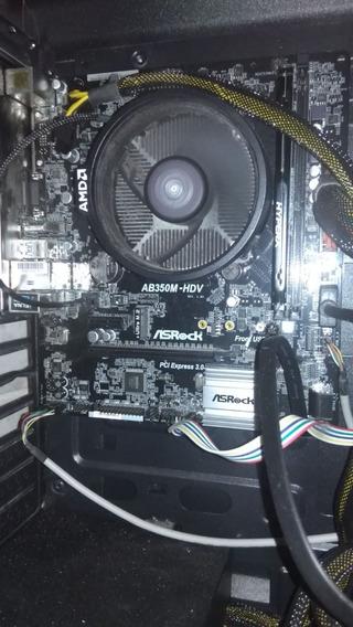 Computador Ryzen 2400g