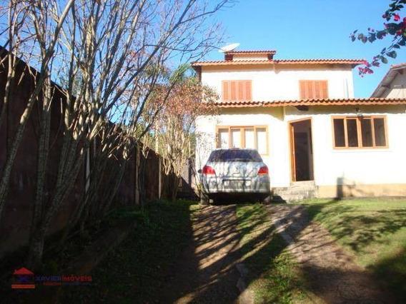 Casa Residencial Para Locação, Bairro Do Carmo (canguera), São Roque. - Ca0236