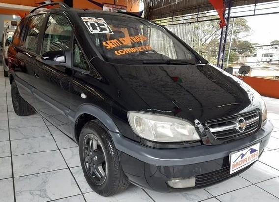 Chevrolet Zafira 2.0 Mpfi 16v Gasolina 4p Manual