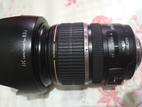 Lente Canon 17-55 2.8 Zoom