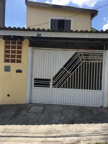 Imagem 1 de 15 de Casa Para Venda No Bairro Parque Renato Maia Em Guarulhos - Cod: Ai21382 - Ai21382