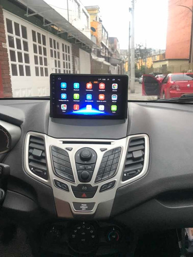 Radio 9 Pulgadas Android 10 Gps Wifi Original Ford Fiesta