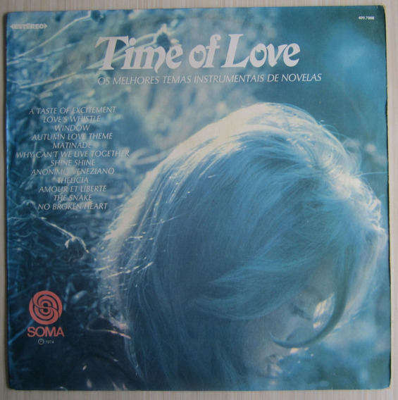 Lp Time Of Love