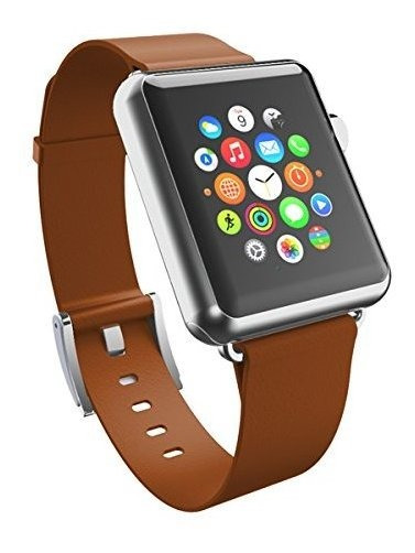 Incipio Wbnd-009-chstnt Banda De Repuesto Smartwatch Para Ap