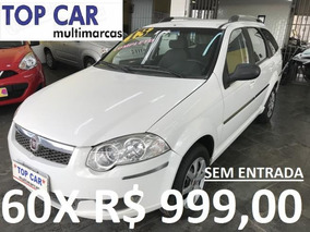 Fiat Palio Weekend Attractive 1.4 2013 - Parcelas De R$999
