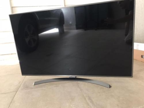 Imagem 1 de 10 de Tv LG 55uj6585 - Nova - 1,5 Anos De Uso - Display Quebrado