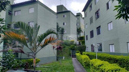 Apartamento Com 2 Dormitórios À Venda, 52 M² Por R$ 130.000,00 - Pimentas - Guarulhos/sp - Ap0570