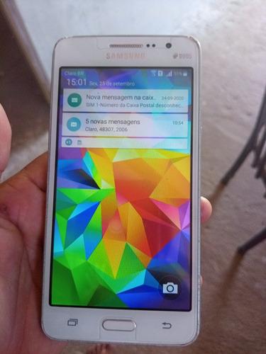 Celular Samsung Gran Duos 8 Gb Usado Com Defeito
