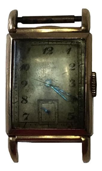 Reloj Antiguo Oro Coleccionistas Elgin De Lux