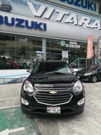 Chevrolet Equinox 2.4 Ltz At 2016