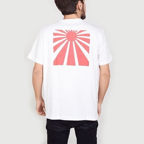 Remera Hombre Red War White Oliver