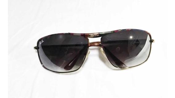 Óculos Sol Ray Ban Feminino Usado Leia ...