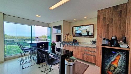 Apartamento À Venda, 190 M² Por R$ 1.450.000,00 - Jardim Das Colinas - São José Dos Campos/sp - Ap2693