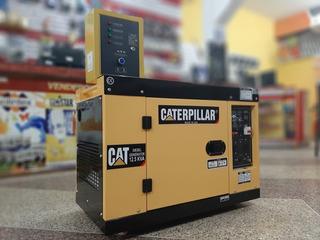 Planta Generador Eléctrico Caterpillar 12.5 Kva Diésel Nuevo