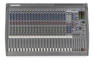 Mixer Samson L2400 24ch 18 Xlr+4 St Eq 3bandas Detalle Sale%