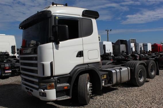 Scania 114 380 6x2 2007