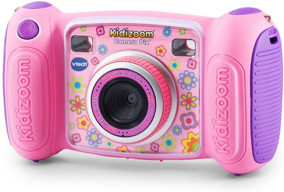 Vtech Kidizoom Digital Camera - Pink Rosa