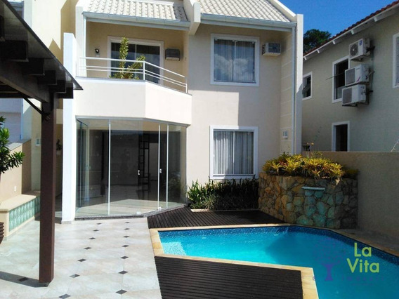 Belíssima Residência No Bairro Jardim Blumenau A Venda - Ca0417