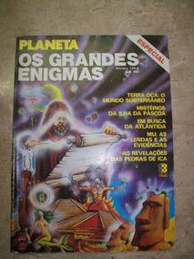 Revista Planeta - Especial Grandes Enigmas - Número 125-a